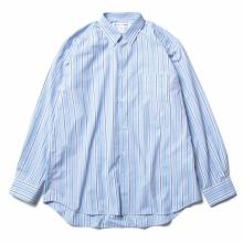 COMME des GARÇONS SHIRT / コム デ ギャルソン シャツ | yarn dyed cotton stripe poplin - Stripe 101