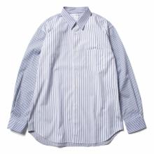 COMME des GARÇONS SHIRT / コム デ ギャルソン シャツ | cotton poplin plain - Stripe / Mix2_a