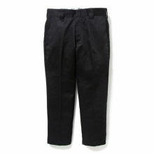 BEDWIN / ベドウィン | 9/L DICKIES T/C PANTS 「JESSEE」 - Black