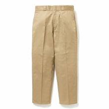BEDWIN / ベドウィン | 10/L DICKIES T/C PANTS 「THUNDERS」 - Khaki