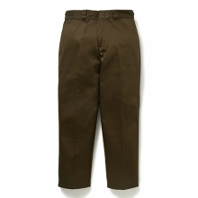 BEDWIN / ベドウィン | 10/L DICKIES T/C PANTS 「THUNDERS」 - D.Green
