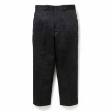 BEDWIN / ベドウィン | 10/L DICKIES T/C PANTS 「THUNDERS」 - Black