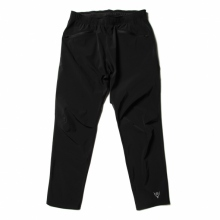 South2 West8 / サウスツーウエストエイト | 2P Cycle Pant - N/Pu Taffeta - Black