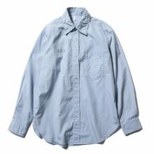 ....... RESEARCH | Utility Shirt - Sax