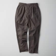 CURLY / カーリー | REGENCY TP TROUSERS - Houndstooth
