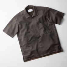 CURLY / カーリー | REGENCY S/S SHIRTS - Houndstooth