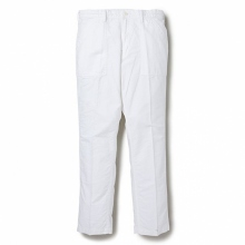 BEDWIN / ベドウィン | 10/L OX ORIGINAL FIT EASY PANTS FD 「PETE」 - White