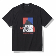 THE NORTH FACE / ザ ノース フェイス | S/S Karakoram Range Tee - K ブラック
