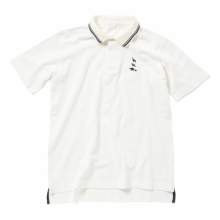 ....... RESEARCH | Animal Polo S/S - White