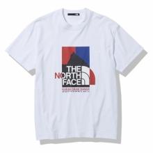 THE NORTH FACE / ザ ノース フェイス | S/S Karakoram Range Tee - W ホワイト