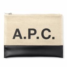 A.P.C. / アーペーセー | Axel ポーチ - Black