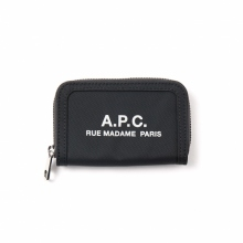 A.P.C. / アーペーセー | Recovery コンパクトウォレット - Black