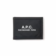 A.P.C. / アーペーセー | Recovery カードホルダー - Black