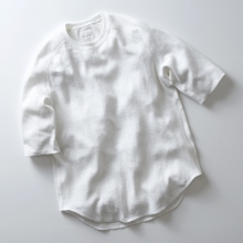 CURLY / カーリー | CLOUDY H/S TEE