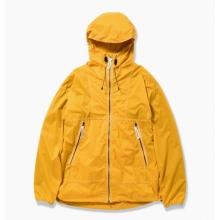 and wander / アンドワンダー | PERTEX wind jacket - Yellow