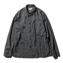 ENGINEERED GARMENTS / エンジニアドガーメンツ | Dayton Shirt - Wool Glen Plaid - Charcoal