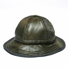 and wander / アンドワンダー | mesh hat - Khaki