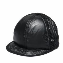 and wander / アンドワンダー | mesh cap - Black