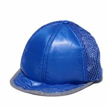 and wander / アンドワンダー | mesh cap - Blue