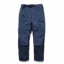 and wander / アンドワンダー | trek 2way pants - Navy