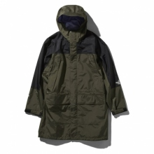 THE NORTH FACE / ザ ノース フェイス | Mountain Raintex Coat - NT ニュートープ
