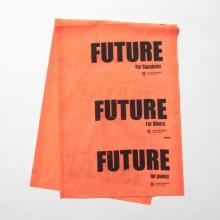 ....... RESEARCH | TENUGUI - FUTURE - Orange