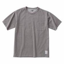 HELLY HANSEN / ヘリーハンセン | S/S Plain Tee - Mix Grey