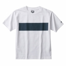 HELLY HANSEN / ヘリーハンセン | S/S One Border Tee - Helly Blue