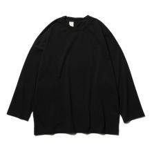 N.HOOLYWOOD / エヌハリウッド | 1201-CS04-045-pieces LONG SLEEVE T-SHIRT - Black