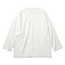 N.HOOLYWOOD / エヌハリウッド | 1201-CS04-045-pieces LONG SLEEVE T-SHIRT - White