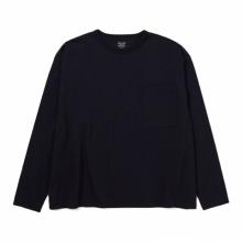 DELUXE CLOTHING / デラックス | PINA COLADA LONG SLV.TEE - Black