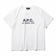 A.P.C. / アーペーセー | Rue Madame Tシャツ - FEMME (レディース) - White
