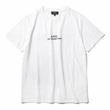 A.P.C. / アーペーセー | Petite Rue Madame Tシャツ - White