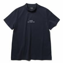 A.P.C. / アーペーセー | Petite Rue Madame Tシャツ - FEMME (レディース) - Navy