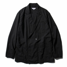ENGINEERED GARMENTS / エンジニアドガーメンツ | DL Jacket - Tropical Wool Cordura - Black