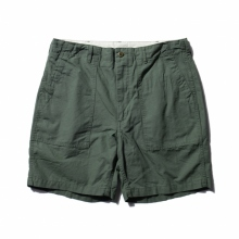 ENGINEERED GARMENTS / エンジニアドガーメンツ | Fatigue Short - Cotton Ripstop -  Lt.Olive