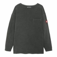 C.E / シーイー   OVERDYE SOFT SWEAT PULLOVER - Grey