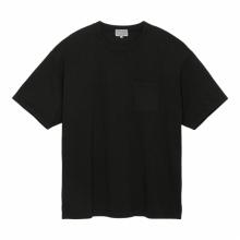 C.E / シーイー   OVERDYE HEAVY BIG POCKET T - Black
