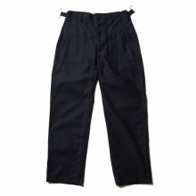 ENGINEERED GARMENTS / エンジニアドガーメンツ | EG Workaday Fatigue Pant Printed Cotton Reversed Sateen Dk.Navy