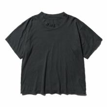 Porter Classic / ポータークラシック | HIGH NECK T-SHIRT - Black
