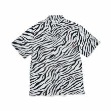 GOODENOUGH / グッドイナフ | ZEBRA PRINT S/S SHIRTS - Black