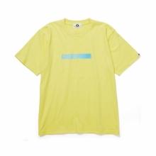 GOODENOUGH / グッドイナフ | PRINT TEE - MOTION - Yellow