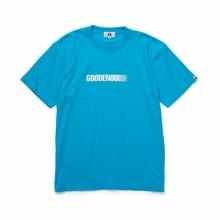 GOODENOUGH / グッドイナフ | PRINT TEE - MOTION - Turquoise