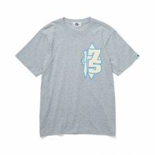 GOODENOUGH / グッドイナフ | PRINT TEE - 75 - Grey