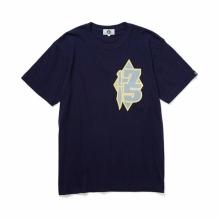 GOODENOUGH / グッドイナフ | PRINT TEE - 75 - Navy