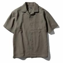 THE NORTH FACE / ザ ノース フェイス | S/S Climbing Summer Shirt - NL ニュートープライトグリーン