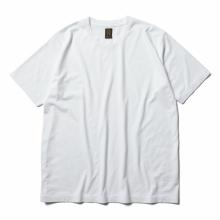 BATONER / バトナー | GIZA SUPER SOFT T-SHIRT (メンズ) - White