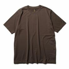 BATONER / バトナー | GIZA SUPER SOFT T-SHIRT (メンズ) - Brown