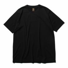 BATONER / バトナー | GIZA SUPER SOFT T-SHIRT (メンズ) - Black