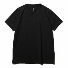 BATONER / バトナー   PACK T-SHIRT (DEGREASE COTTON) (レディース) - Black